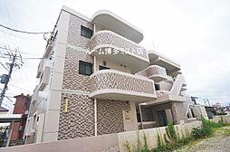 シャトレ冨永5[1階]の外観