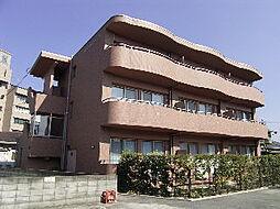 ルネス・サンガーデン[2階]の外観