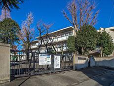 小学校 1680m 西東京市立向台小学校