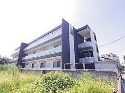 埼玉県朝霞市栄町5丁目の賃貸マンションの外観