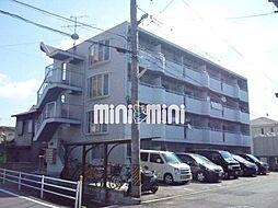 新保マンション[4階]の外観