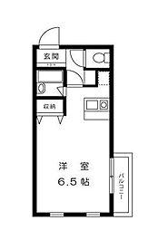 Be House白金台[1階]の間取り