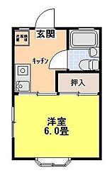 大倉山駅 4.2万円
