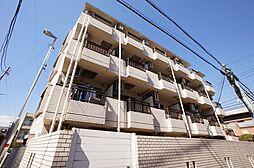 ハイタウン多摩川No.2[4階]の外観