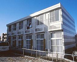 レオパレスアルジャンKOYAMA[103号室]の外観