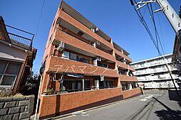 上永谷コーポラス(カミナガヤコーポラス)[3階]の外観