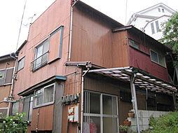 大津奥山アパート[201号室]の外観