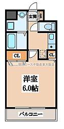 グッドライフ岩田[7階]の間取り