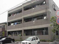 愛知県岩倉市大地町郷前の賃貸マンションの外観