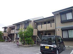 大阪府泉大津市綾井の賃貸アパートの外観