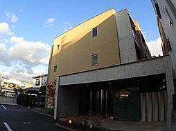 大阪府豊中市千成町3丁目の賃貸マンションの外観
