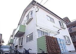 グリーンハイツ若竹[1階]の外観