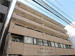 東京都大田区蒲田4丁目の賃貸マンションの外観