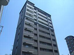 グランフォーレ箱崎ステーションプラザ[8階]の外観