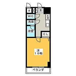 アーバンシティ幸田[1階]の間取り