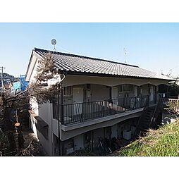 奈良県奈良市あやめ池南6丁目の賃貸アパートの外観