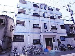 ペントハウス三箇[3階]の外観