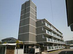 滋賀県栗東市綣5丁目の賃貸マンションの外観