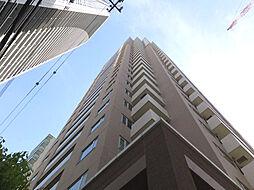 ベルファース大阪新町[3階]の外観
