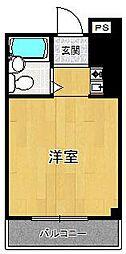 BJビル[4階]の間取り