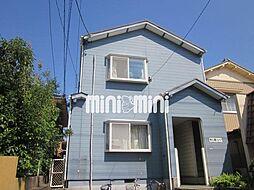 愛知県名古屋市天白区大根町の賃貸アパートの外観