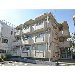 神奈川県小田原市堀之内の賃貸マンションの外観