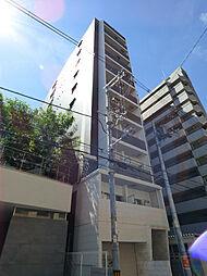レオンコンフォート南堀江[4階]の外観
