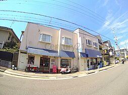 兵庫県西宮市神呪町の賃貸アパートの外観