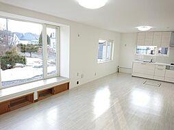 釧路市阿寒町中央3丁目 戸建て 3LDKの居間