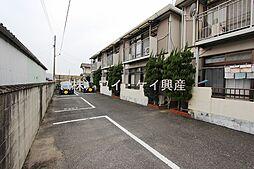 シティハイム吉岡B棟[2階]の外観