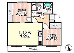 入間黒須団地3号棟