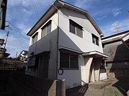 大江アパート[101号室]の外観