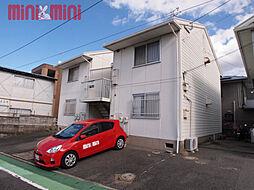 福岡県福岡市早良区南庄3丁目の賃貸アパートの外観