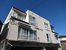 大田家ハイツ[3階]の外観