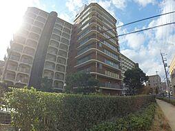 兵庫県宝塚市栄町2丁目の賃貸マンションの外観