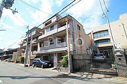 京都府京都市上京区信富町の賃貸マンションの外観