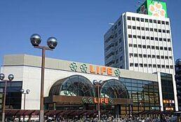 ライフ 平和台駅前店