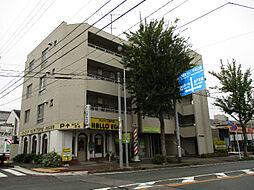 愛知県名古屋市名東区平和が丘4丁目の賃貸マンションの外観