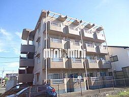 マンションリーフIII[1階]の外観