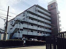 兵庫県尼崎市大物町2丁目の賃貸マンションの外観
