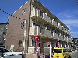 カーサソレアード[2階]の外観
