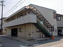 焼谷ハイツ[2階]の外観