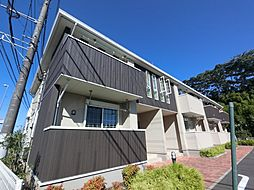 JR成田線 佐原駅 バス8分 与倉入口下車 徒歩3分の賃貸アパート