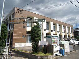 京都府宇治市木幡東中の賃貸アパートの外観