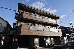 兵庫県西宮市南甲子園1丁目の賃貸マンションの外観