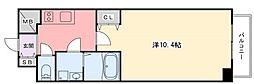 インタービレッジ土山二番館[7階]の間取り