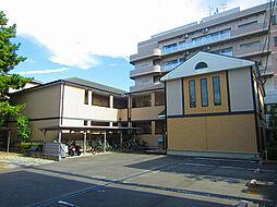 大阪府大阪市西成区南津守7丁目の賃貸アパートの外観