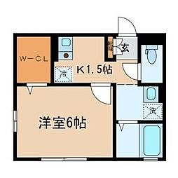 京成小岩駅 6.3万円