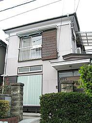 三倉荘[201号室]の外観
