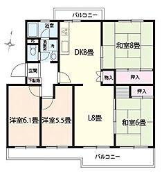 江戸川台ハイツA棟